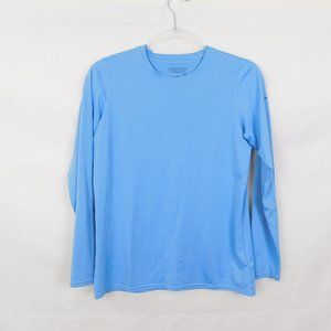 Patagonia Capilene Basey Layer Shirt Blue Small Mens